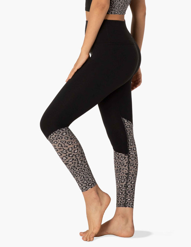 Back Me Up High Waisted Midi Legging
