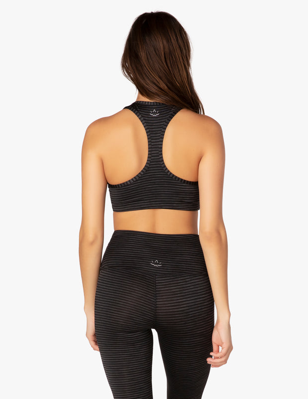 Out Of Line Racerback Bra