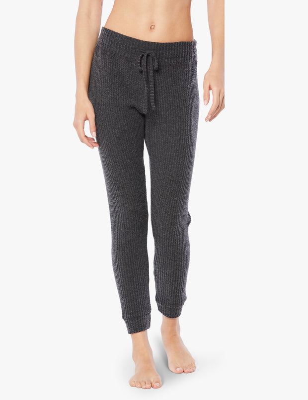 Living Easy Waffle Knit Sweatpant