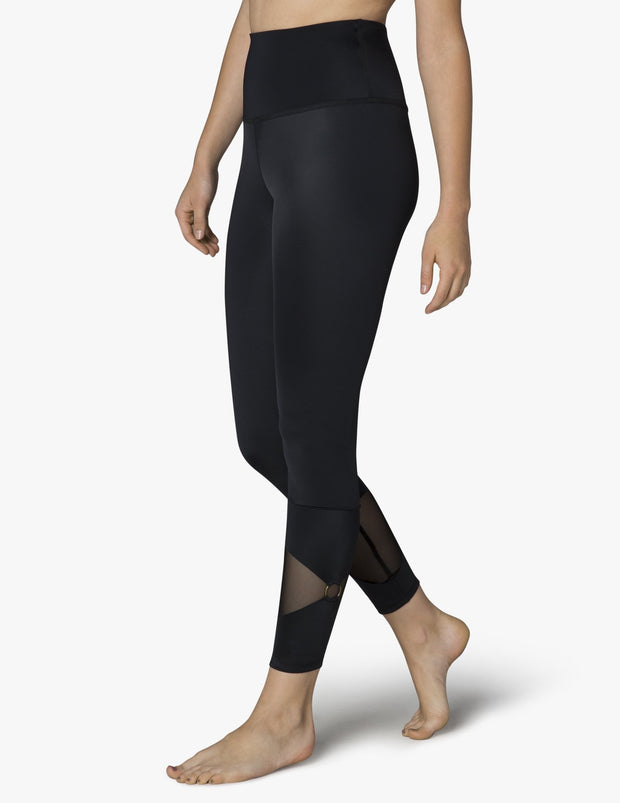 Harness Up High Waisted Midi Legging