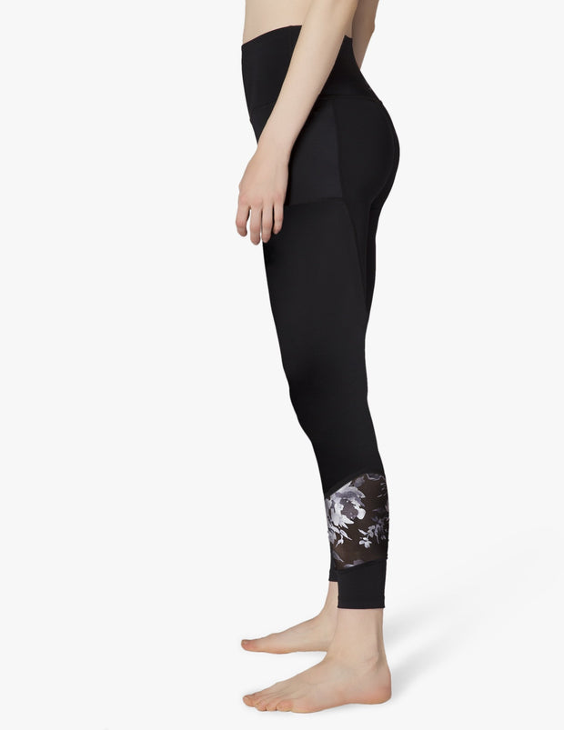 Compression Extend High Waisted Midi Legging