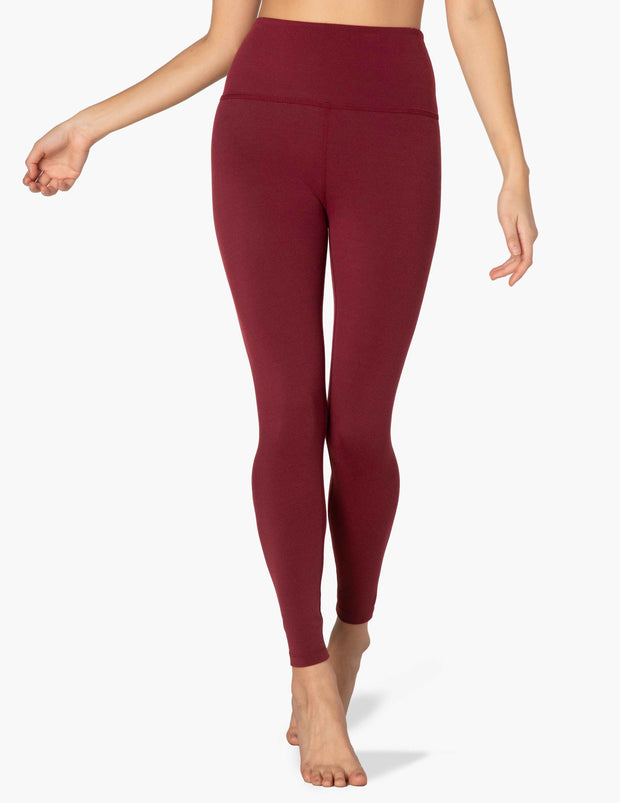 Plush High Waist Long Legging