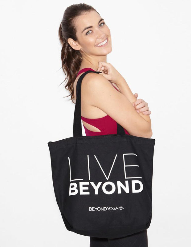 Live Beyond Tote