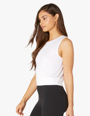 Go Easy Cropped Tank