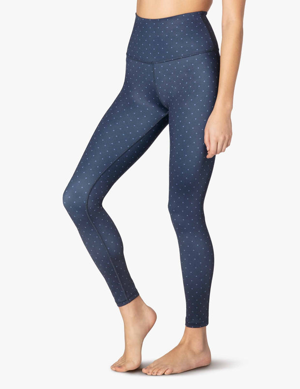 Lux Front Runner High Waisted Long Legging
