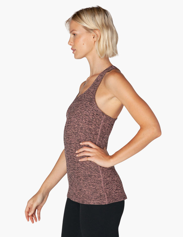 Travel Featherweight Racerback Tank