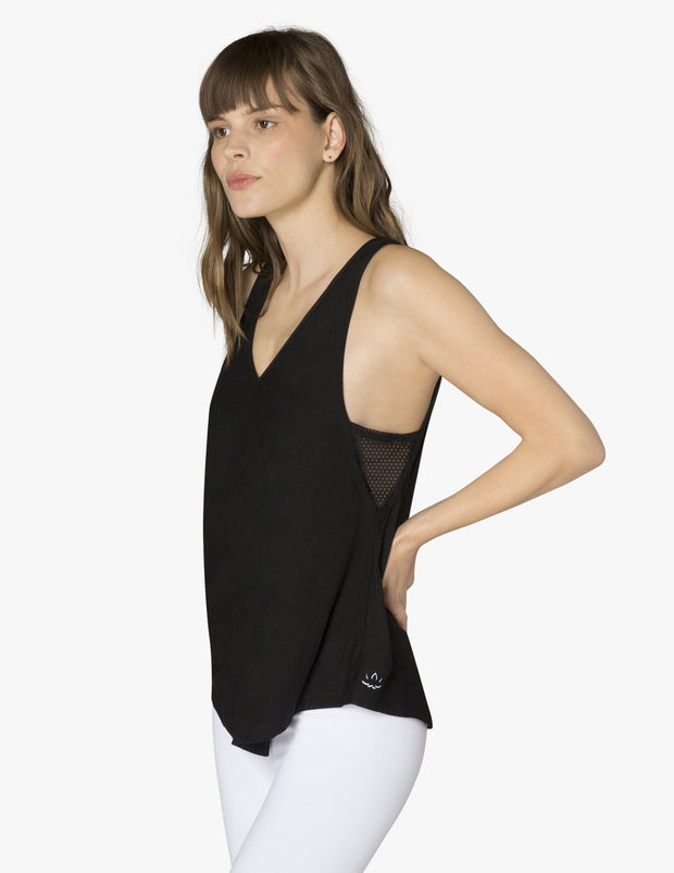 Featherweight V-Neck Tank