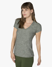 Such A Featherweight V-Neck Tee
