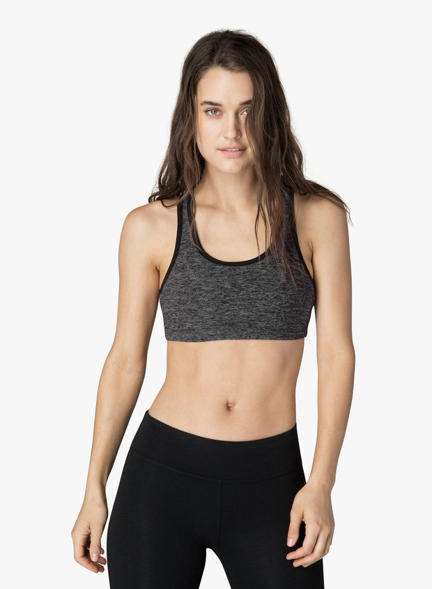 Featherweight And See Racer Bra