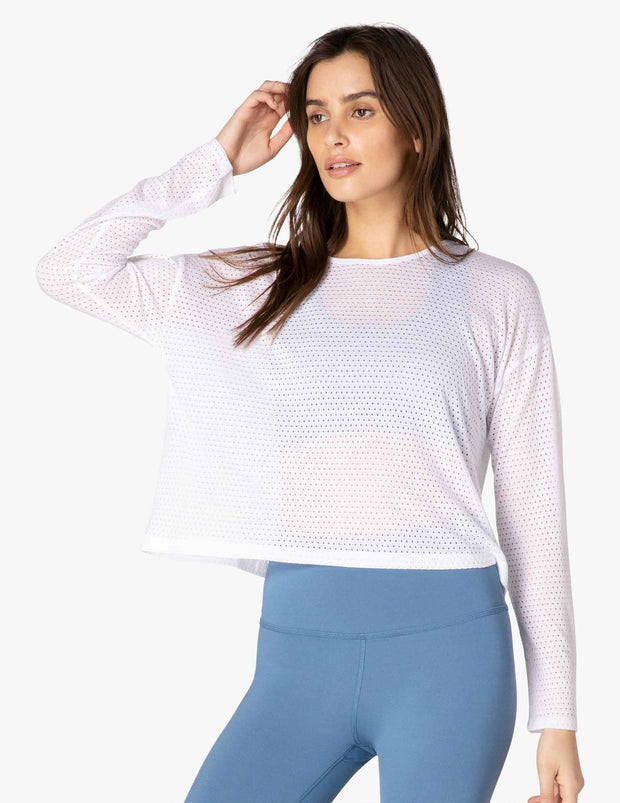Mesh Me Up Pullover