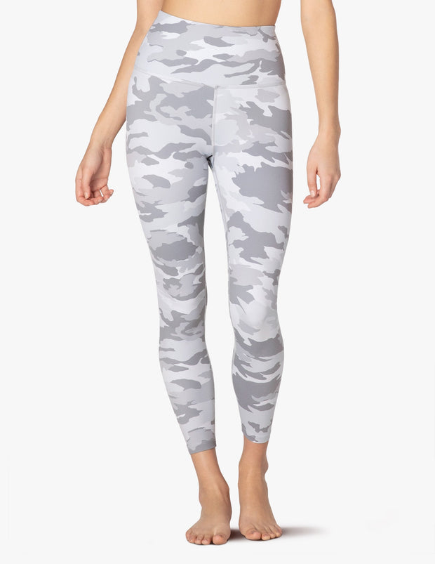 Olympus Camo High Waisted Midi Legging