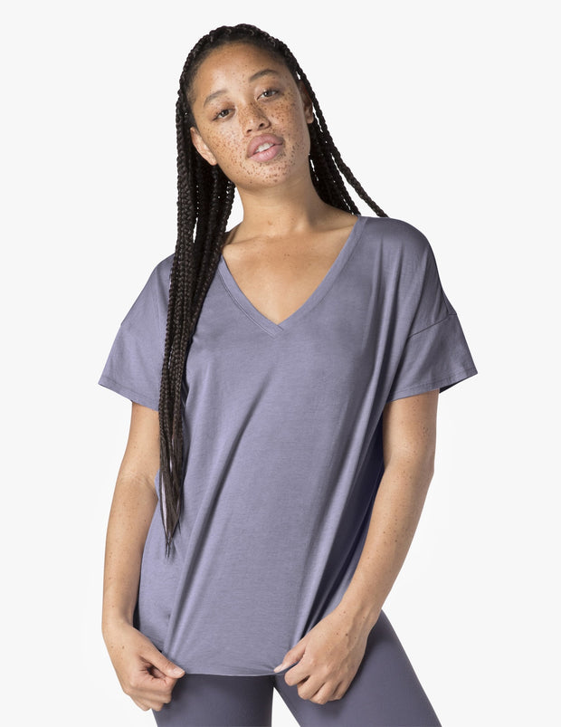 All About It Slouchy Tee
