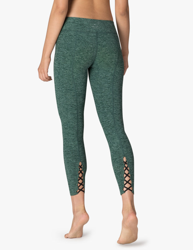 Cross It Back Midi Legging