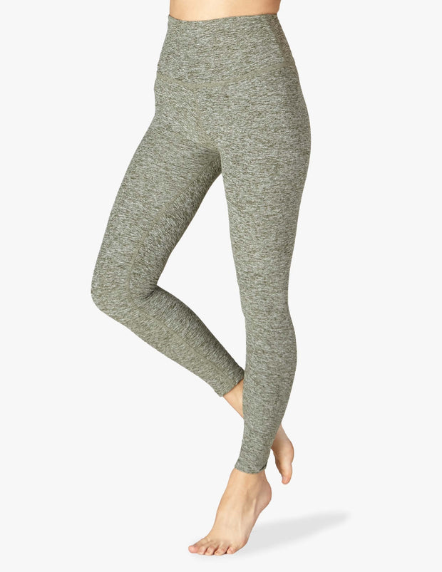 Linus High Waisted Midi Legging