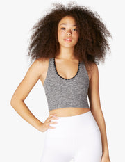 Spacedye Blanket Stitch Cropped Tank