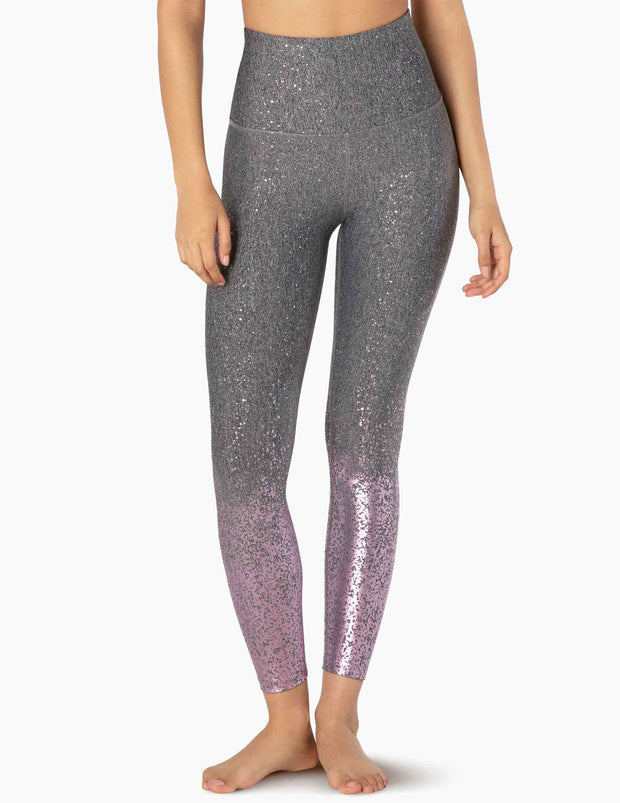 Alloy Ombre High Waisted Midi Legging