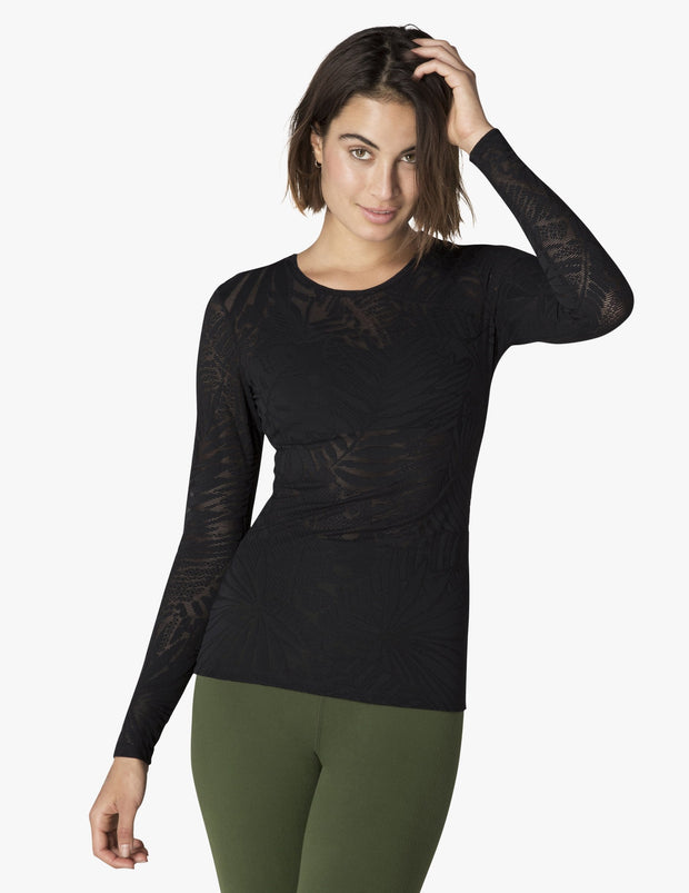 Oasis Mesh Pullover