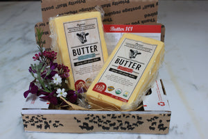 Organic Salted & Unsalted Butter