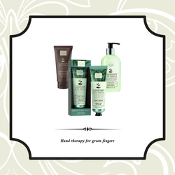 Gardeners Hand Care - Bundle Offer: Scottish Fine Soaps Gardeners Hand Wash, Hand Cream and Barrier Cream