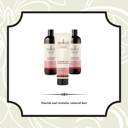 Hair Care - Bundle Offer: Sukin Colour Care Lustre Masque, Shampoo and Conditioner