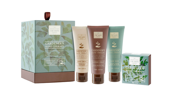 Scottish Fine Soaps Gardeners Luxurious Gift Set