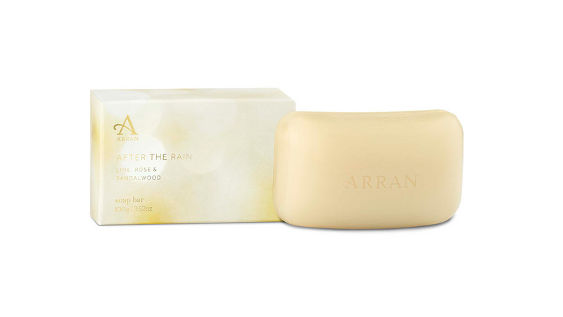 Arran After the Rain Soap 100g
