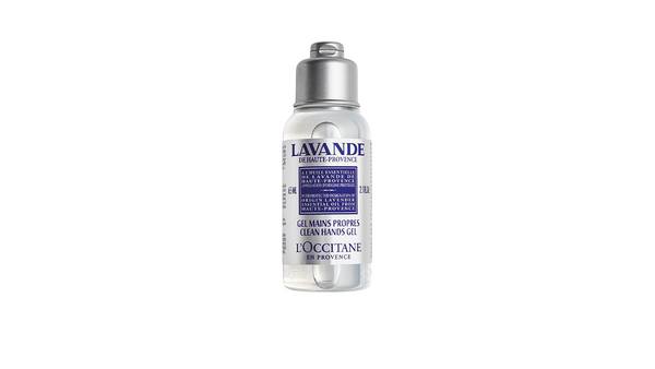 L'Occitane Lavender Clean Hands Gel 65ml