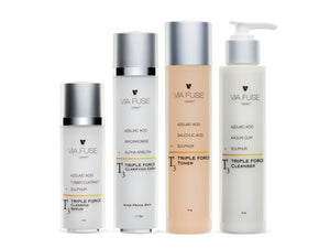 Triple Force 4 Step Regimen