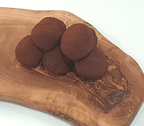 Chocolate Rum Truffles - WineStuff.net - WineStuff.net - -