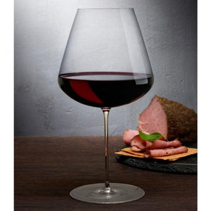 Nude Stem Zero ION Shield Elegant Red 23oz/650ml Qty 2 - WineStuff.net - WineStuff.net - P32017-ION