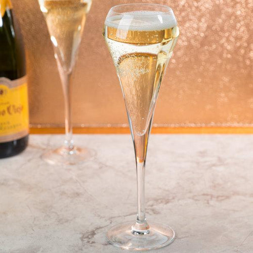 Open Up Champagne Flute 6.75oz/200ml Qty 6 - WineStuff.net - WineStuff.net - u1051-inner