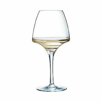 Open Up Pro Tasting Wine Glass 10.75oz Qty 4 - WineStuff.net - WineStuff.net - u1008-inner