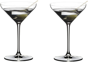 Riedel Extreme Crystal Martini Cocktail Glass 9oz Qty 2 - WineStuff.net - WineStuff.net - 454/17