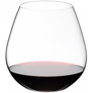 "Riedel The ""O"" Crystal Pinot Noir / Nebbiolo Wine Tumbler Glass 24oz/700ml Qty 2 - WineStuff.net - WineStuff.net - 0412/07"