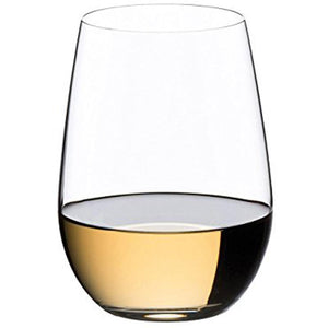 "Riedel The ""O"" Crystal Riesling / Sauvignon Wine Tumbler Glass 13.25oz/390ml Qty 2 - WineStuff.net - WineStuff.net - 0412/15"