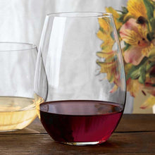 "Load image into Gallery viewer, Riedel The ""O"" Crystal Syrah / Shiraz Wine Tumbler Glass 22oz/625ml Qty 2 - WineStuff.net - WineStuff.net - 0412/30"