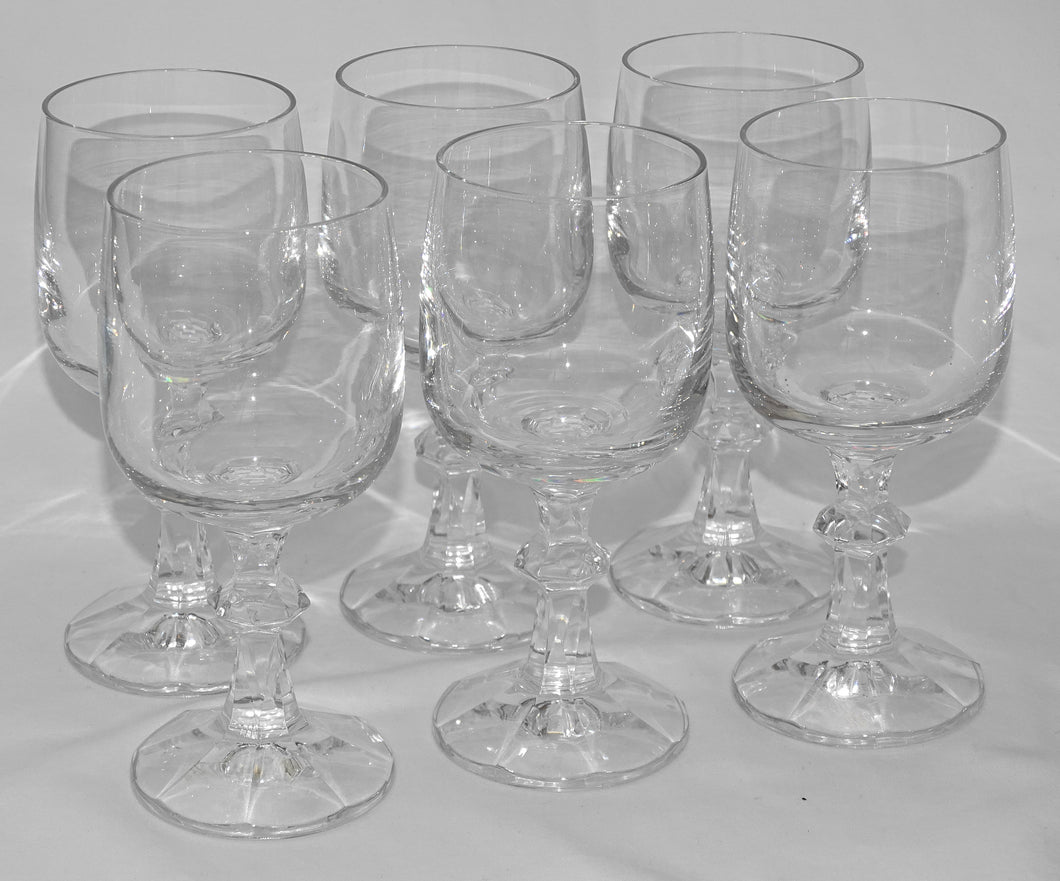 Schott Zwiesel - Wine glasses (6) - Crystal - WineStuff.net - WineStuff.net - -