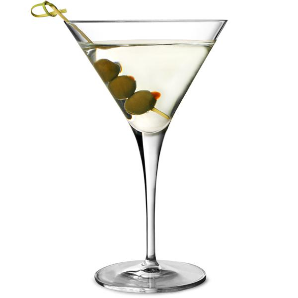 Vinoteque Crystal Martini Cocktail Glass 10.5oz Qty 2 - WineStuff.net - WineStuff.net - 14-38-107