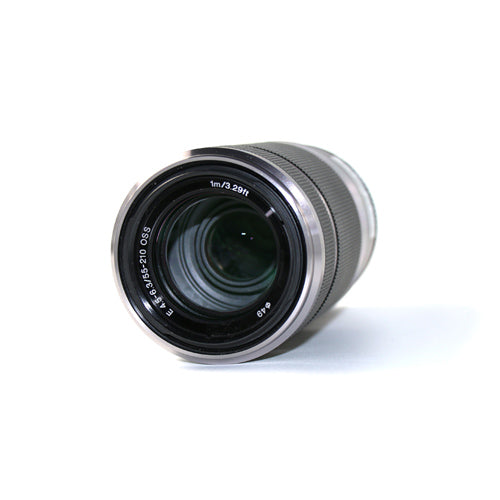 used Sony E 55-210mm f/4.5-6.3 OSS - SO Cameras