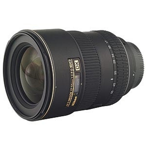 used Nikon AF-S 17-55mm f/2.8G IF-ED DX - SO Cameras