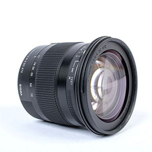 used Sigma 17-70mm f/2.8-4 DC OS HSM Macro, Nikon Fit - SO Cameras