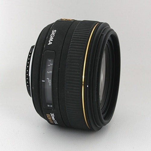 used Sigma 30mm f/1.4 EX DC HSM, Nikon Fit - SO Cameras