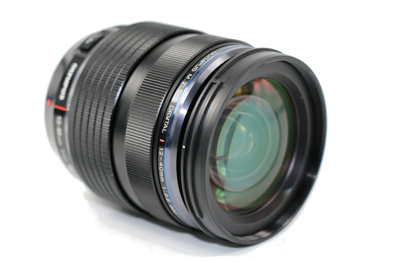 used Olympus M.Zuiko ED 12-40mm f/2.8 Pro - SO Cameras