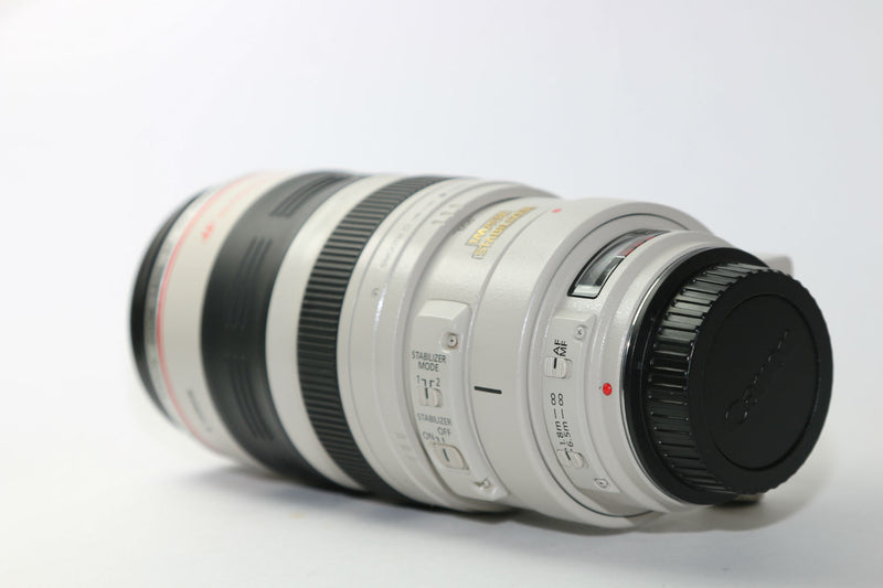 used Canon EF 100-400mm f/4.5-5.6 L IS USM - SO Cameras