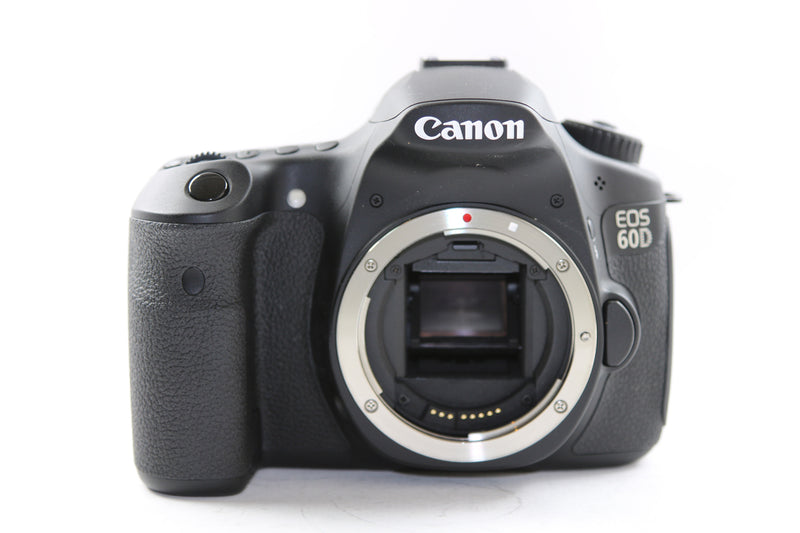 used Canon EOS 60D - SO Cameras