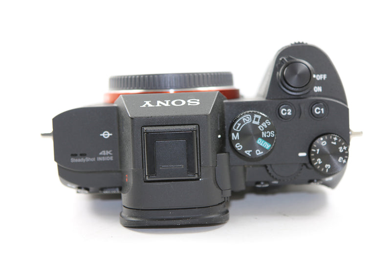 used Sony Alpha A7 III - SO Cameras