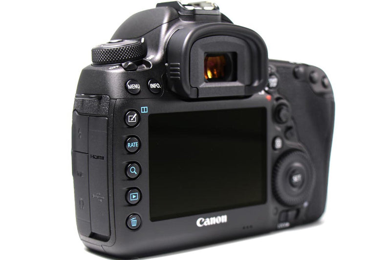 used Canon EOS 5D IV - SO Cameras