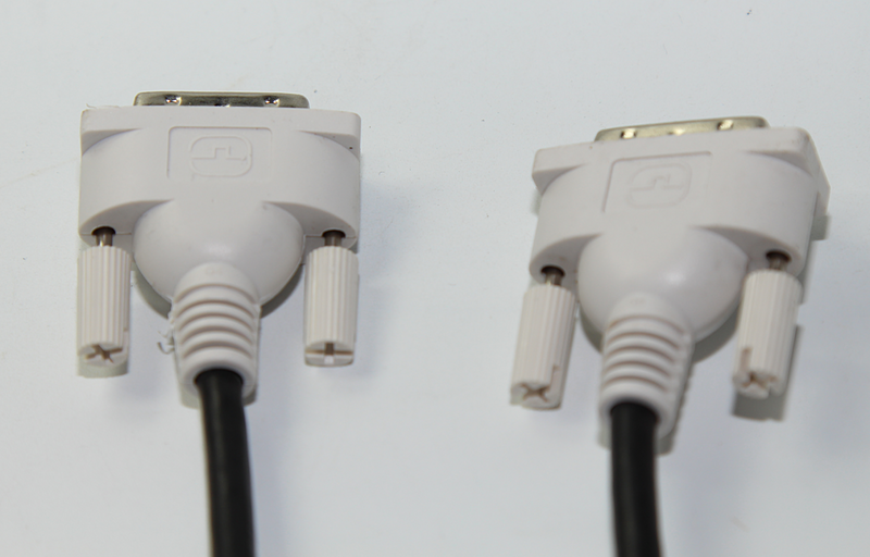Unbranded White VGA Cable