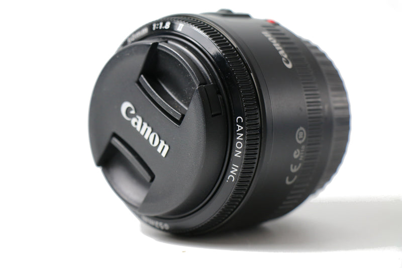 used Canon EF 50mm f/1.8 II - SO Cameras