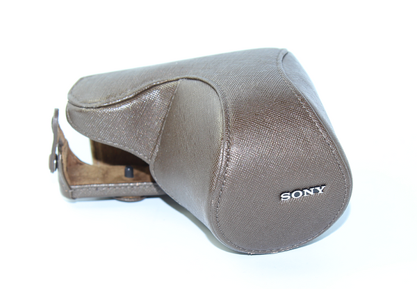 Sony LCSEML2A Alpha Case for Camera + Lens